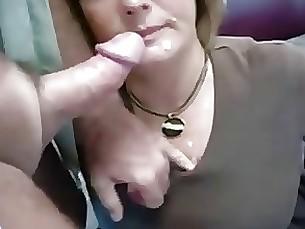 amateur blowjob boss mature milf