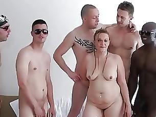milf mammy bbw anal amateur
