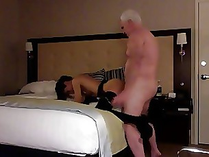 amateur cumshot double-penetration granny hot hotel innocent mature