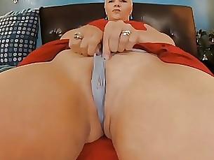pussy milf bbw blonde amateur