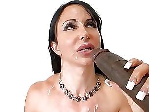milf interracial hardcore anal