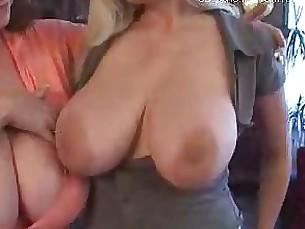 bus busty lesbian milf