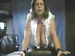 bbw mature ride vibrator webcam