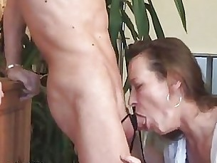 lingerie fuck couple brunette blowjob amateur wife milf