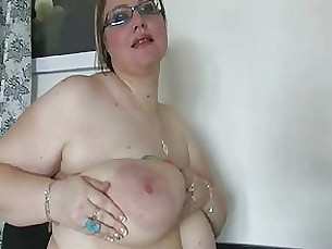 blonde bbw mammy mature milf monster shaved solo full-movie