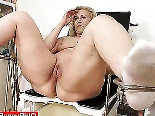 blonde cougar bbw fatty fetish kitty milf pussy toys