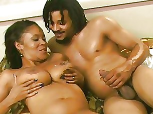 black ebony mature milf pornstar
