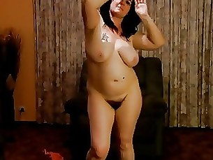 big-tits boobs dancing fatty hairy kitty mammy mature milf