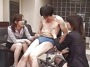 bdsm domination fetish foot-fetish japanese milf