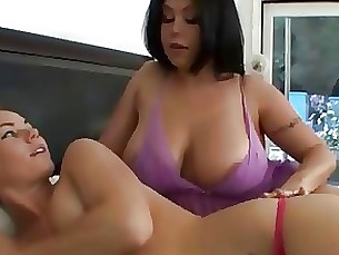 daughter lesbian mammy milf pornstar seduced