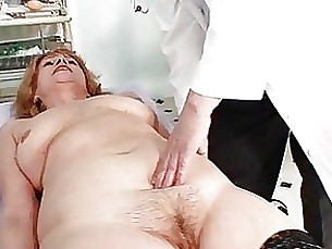 redhead granny mature nasty pussy