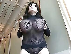 lingerie mature milf