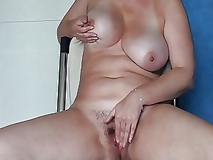 amateur hairy masturbation mature wife