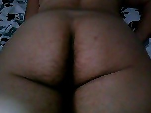 amateur ass hairy milf wife