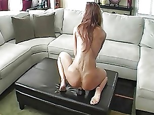 black amateur ride milf masturbation interracial dildo