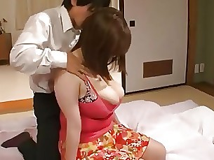 milf mammy japanese busty bus hairy seduced