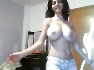amateur big-tits black dancing milf natural solo striptease tease