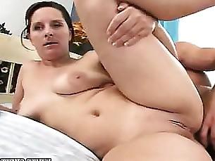 anal ass brunette fuck hardcore mammy mature