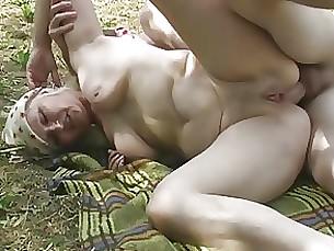 anal granny mature