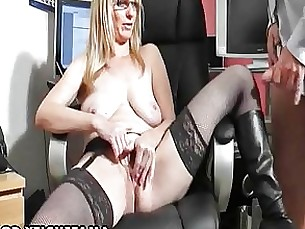 amateur blonde blowjob bus busty couple fuck milf sucking