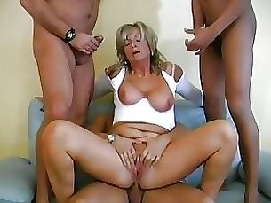 anal creampie granny hot mature vagina