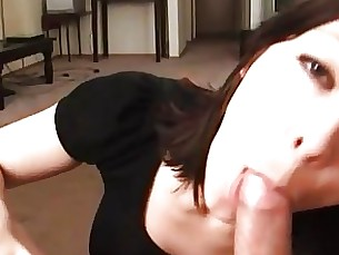 amateur anal ass blowjob brunette couple fuck handjob masturbation