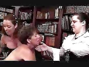 lesbian mature threesome