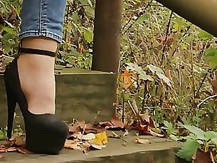 fetish high-heels milf