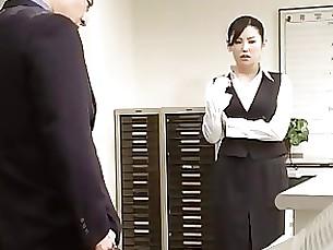 babe hidden-cam japanese secretary