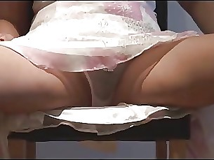 babe boobs masturbation mature oil striptease
