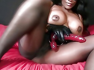 black ebony milf pornstar