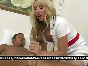 babe beauty blonde blowjob cumshot handjob juicy nurses