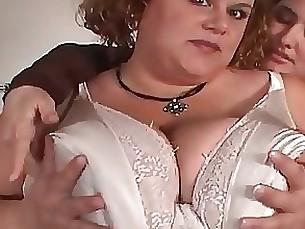 ass bbw fatty lesbian mature milf uniform