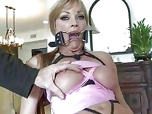 bdsm blonde bus busty mammy milf