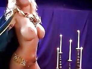 blonde milf pornstar funny