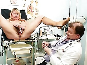 big-tits blonde fetish granny hairy mature pussy toys