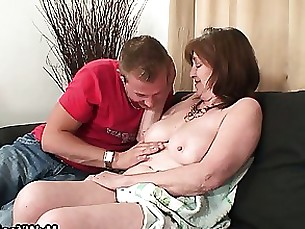 brunette daughter granny hardcore mammy mature wife