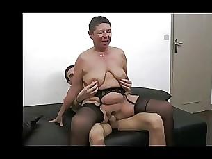 anal blowjob cumshot daddy fuck wife