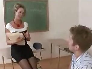 hardcore mature teacher