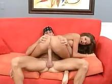 big-tits blowjob brunette couch cumshot fuck gang-bang hardcore hot