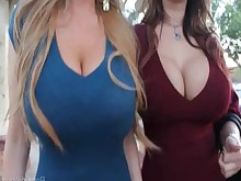 big-tits boobs bus busty milf natural threesome whore wild