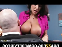 big-tits blowjob boobs boss big-cock hardcore huge-cock mammy mature