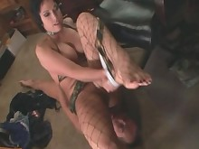 blowjob sucking brunette cumshot facials fetish ass fingering foot-fetish
