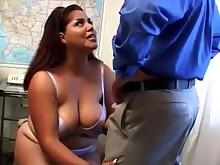 beauty big-tits blowjob big-cock cougar cumshot bbw fatty hardcore