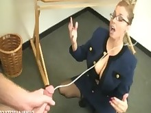 ass cumshot handjob hot jerking mature milf schoolgirl teacher