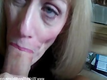 milf mammy ladyboy wife kinky housewife hot cumshot blowjob