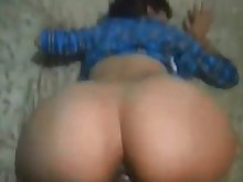 amateur black brunette big-cock curvy doggy-style homemade housewife interracial