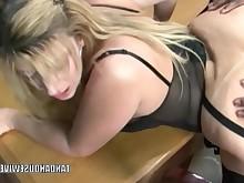 big-tits blonde blowjob boobs cougar cumshot fuck hardcore hot