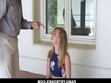 big-tits blonde big-cock cumshot cute daddy daughter doggy-style hardcore