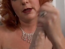 cougar hardcore mammy masturbation mature milf redhead squirting wife